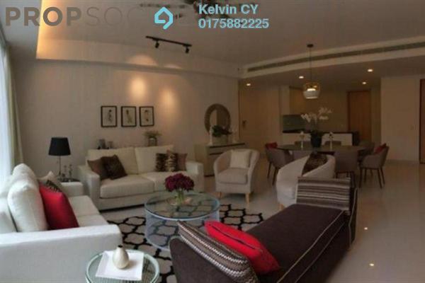 For Rent Condominium at Verticas Residensi, Bukit Ceylon Freehold Semi Furnished 4R/5B 12k