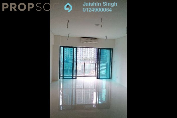 For Rent SoHo/Studio at Summer Suites, KLCC Leasehold Semi Furnished 1R/1B 2k