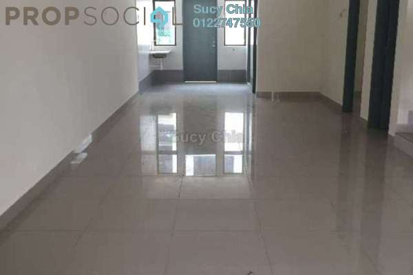For Sale Terrace at Lakeside Residences, Puchong Leasehold Unfurnished 4R/3B 820k