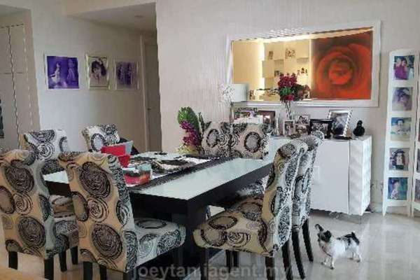For Sale Condominium at Seni, Mont Kiara Freehold Unfurnished 4R/6B 2.6m