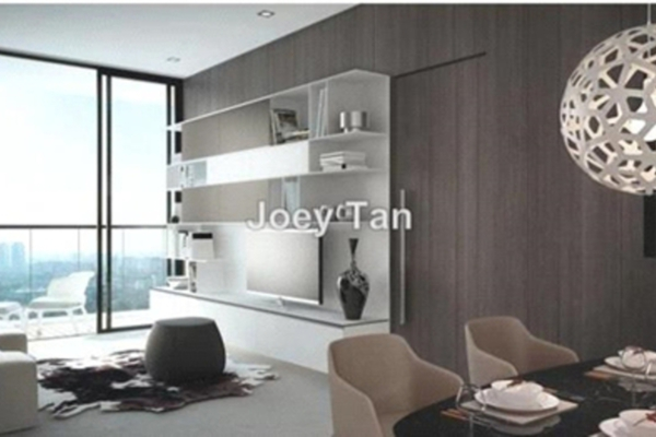 For Sale Condominium at Mirage Residence, KLCC Freehold Unfurnished 3R/2B 2.75m