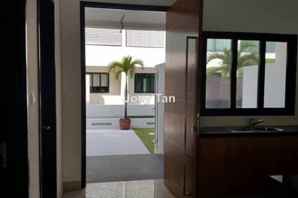 For Rent Bungalow at Kenny Heights Sanctuary, Kenny Heights Freehold Semi Furnished 5R/7B 11.5k