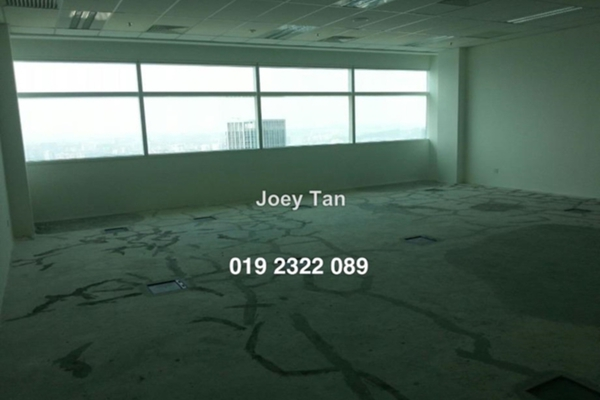 For Rent Office at Q Sentral, KL Sentral Leasehold Unfurnished 0R/0B 7.32k