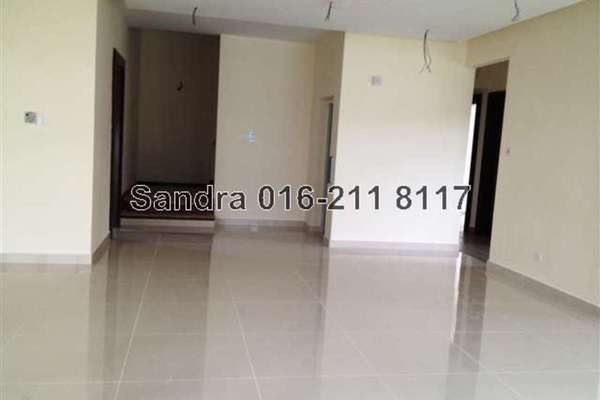 For Sale Bungalow at Indigo Homes, Bandar Saujana Putra Freehold Semi Furnished 6R/7B 3.05m