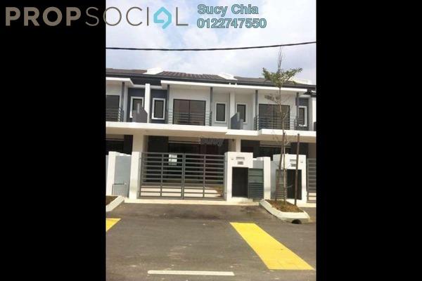 For Rent Terrace at Bandar Tasik Puteri, Rawang Leasehold Semi Furnished 4R/3B 950translationmissing:en.pricing.unit