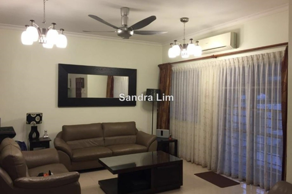 For Sale Terrace at Section 10, Putra Heights Freehold Unfurnished 4R/3B 888k