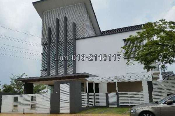 For Rent Bungalow at USJ Heights, UEP Subang Jaya Freehold Semi Furnished 5R/6B 5k