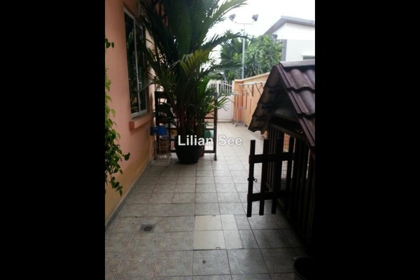 For Sale Semi-Detached at Taman Bukit Segar, Cheras Leasehold Unfurnished 5R/4B 2.65m