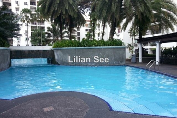 For Sale Condominium at Pantai Hillpark 2, Pantai Leasehold Fully Furnished 3R/2B 540k