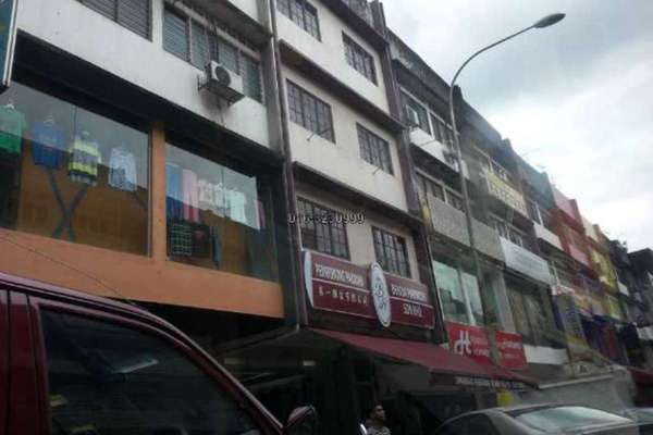 For Sale Shop at Kenanga Point, Pudu Leasehold Unfurnished 0R/0B 6.2m