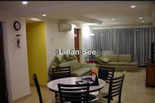 For Sale Condominium at Seri Raja Chulan, Bukit Ceylon Leasehold Fully Furnished 3R/2B 880k