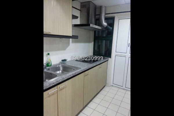 For Rent Condominium at Seri Raja Chulan, Bukit Ceylon Leasehold Fully Furnished 3R/2B 3.5k