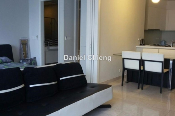 For Sale Condominium at Panorama, KLCC Leasehold Fully Furnished 2R/2B 1.83m