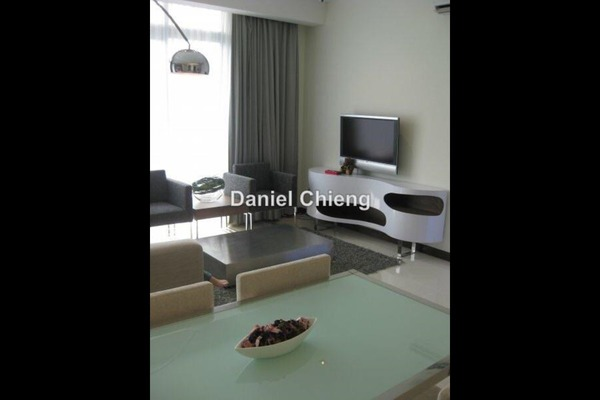 For Sale Condominium at Hampshire Residences, KLCC Leasehold Fully Furnished 2R/2B 1.55m