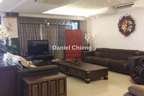 For Sale Condominium at Ameera Residences, Petaling Jaya Leasehold Fully Furnished 5R/6B 2.25m