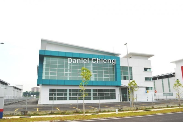 For Sale Factory at Putra Industrial Park, Puchong Leasehold Unfurnished 0R/0B 14m