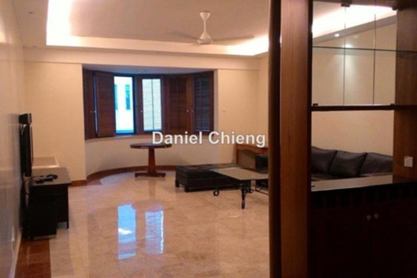 For Rent Condominium at Corinthian, KLCC Leasehold Fully Furnished 3R/2B 4.5k