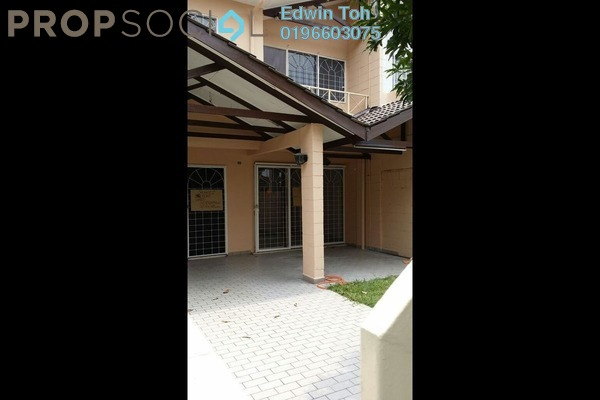 For Rent Terrace at PJS 7, Bandar Sunway Leasehold Semi Furnished 3R/2B 1.8k