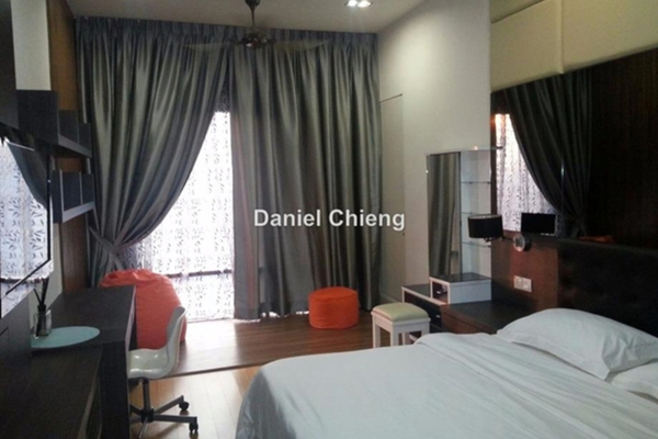 For Rent Condominium at Pavilion Residences, Bukit Bintang Leasehold Fully Furnished 2R/2B 8.8k