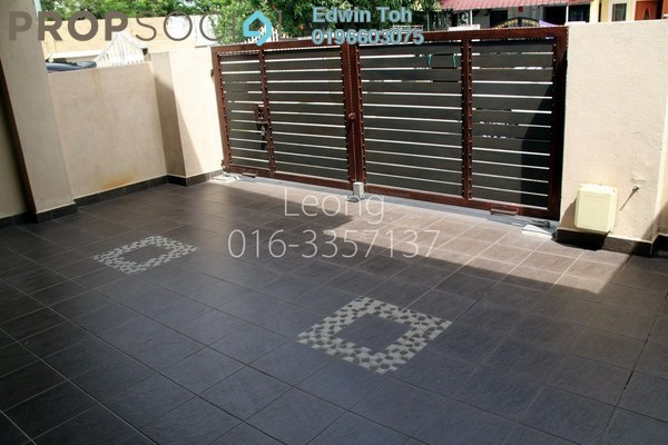For Rent Terrace at PJS 7, Bandar Sunway Leasehold Fully Furnished 4R/2B 2.45k