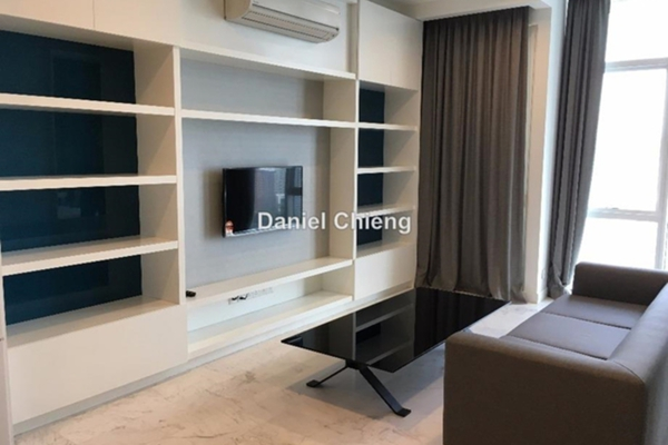 For Rent Condominium at Platinum Suites, KLCC Leasehold Fully Furnished 2R/2B 4k