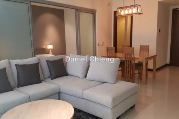 For Rent Condominium at Hampshire Residences, KLCC Leasehold Fully Furnished 2R/2B 6k