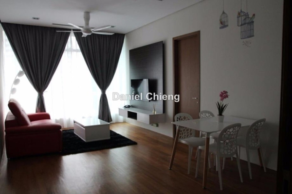 For Rent Condominium at Vipod Suites, KLCC Leasehold Fully Furnished 1R/1B 4k