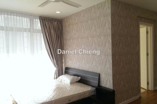 For Rent Condominium at Idaman Residence, KLCC Leasehold Fully Furnished 2R/2B 3.5k