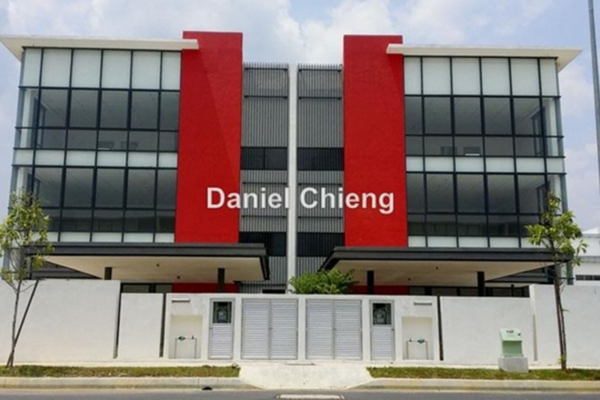 For Rent Factory at Suntrack Hub, Bangi Leasehold Unfurnished 0R/0B 9k