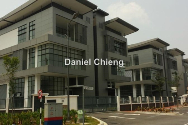 For Rent Factory at Section 51A, Petaling Jaya Leasehold Unfurnished 0R/0B 25k