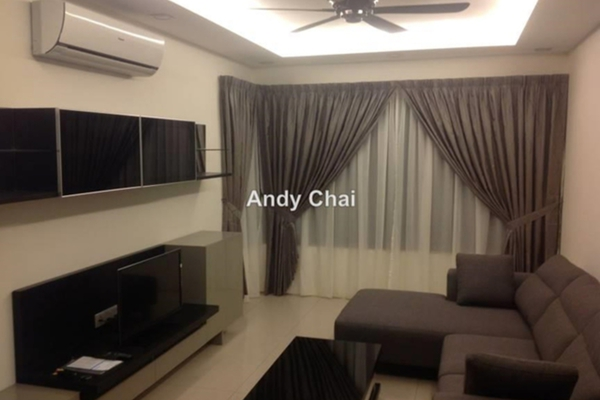 For Sale Condominium at Savanna 1, Bukit Jalil Freehold Fully Furnished 3R/2B 730k