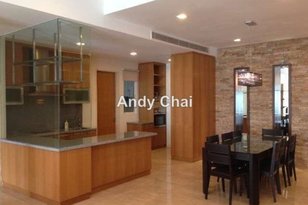 For Sale Condominium at Binjai Residency, KLCC Freehold Fully Furnished 4R/2B 1.96m