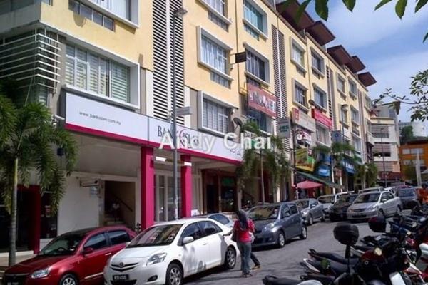 For Sale Shop at Taman Setiawangsa, Setiawangsa Freehold Unfurnished 0R/0B 1.1m