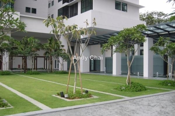 For Rent Condominium at Zehn Bukit Pantai, Bangsar Leasehold Semi Furnished 4R/5B 9k