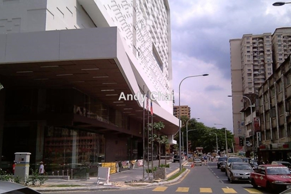 For Rent Shop at Kenanga Wholesale City, Pudu Freehold Unfurnished 0R/0B 5.25k