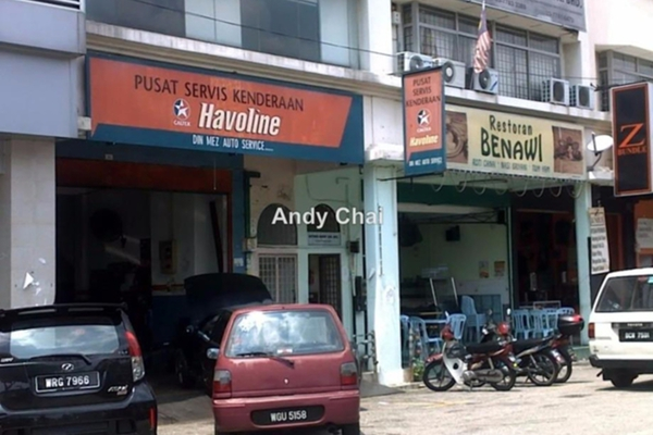 For Rent Shop at PJS 1, PJ South Leasehold Unfurnished 0R/0B 6k