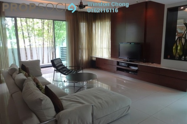 For Rent Terrace at Zenia, Desa ParkCity Freehold Fully Furnished 5R/4B 9.5k