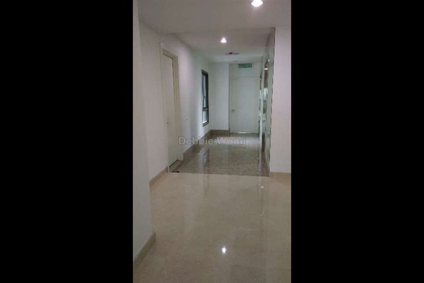 For Rent Serviced Residence at Seni, Mont Kiara Leasehold Semi Furnished 4R/7B 12k