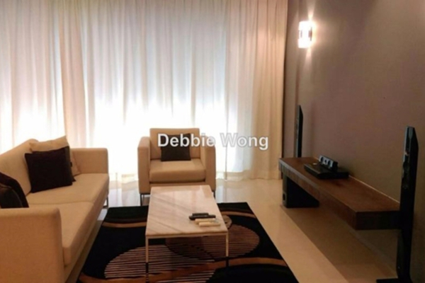 For Rent Serviced Residence at Bintang Goldhill, KLCC Freehold Fully Furnished 3R/3B 3.5k