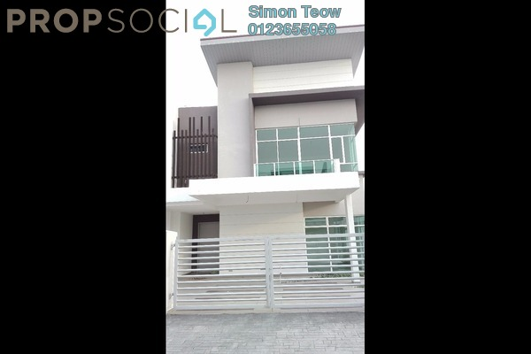 For Sale Semi-Detached at Maple Residences, Bandar Bestari Freehold Unfurnished 5R/5B 1.3m