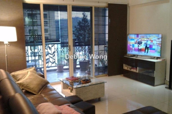 For Rent Condominium at Almaspuri, Mont Kiara Leasehold Fully Furnished 3R/3B 5k