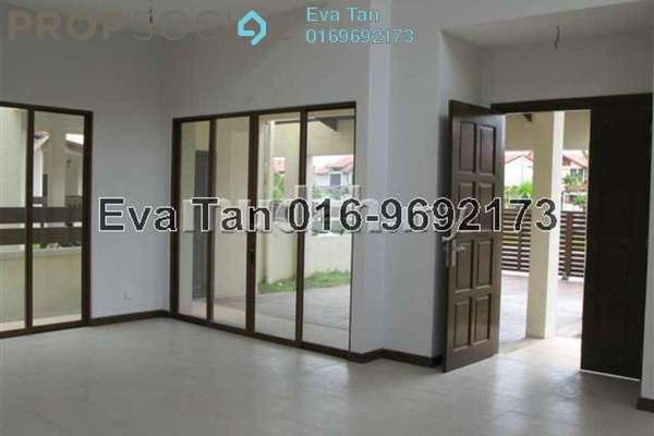 For Sale Terrace at Lagenda 2, Bukit Jelutong Freehold Semi Furnished 6R/6B 1.08m