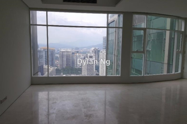 For Sale Duplex at Quadro Residences, KLCC Leasehold Unfurnished 3R/5B 2.23m