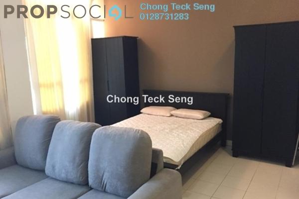 For Rent SoHo/Studio at Ritze Perdana 1, Damansara Perdana Leasehold Fully Furnished 0R/1B 1.4k