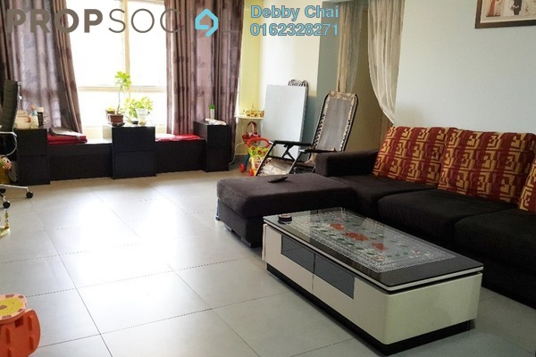 For Sale Condominium at OG Heights, Old Klang Road Freehold Fully Furnished 3R/2B 415k