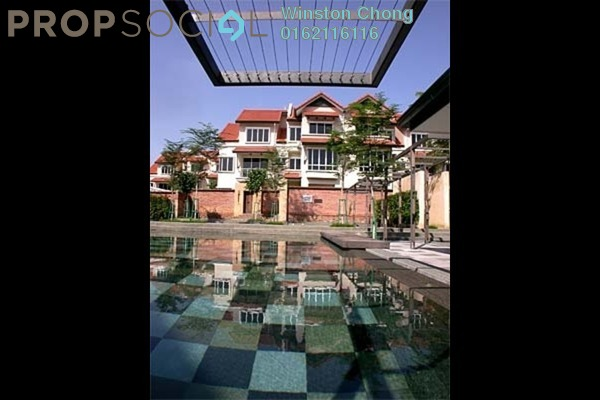 For Rent Terrace at Adora, Desa ParkCity Freehold Semi Furnished 3R/3B 3.4k