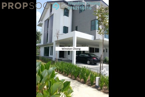 For Rent Townhouse at Sunway SPK 3 Harmoni, Kepong Freehold Fully Furnished 4R/4B 4.5k