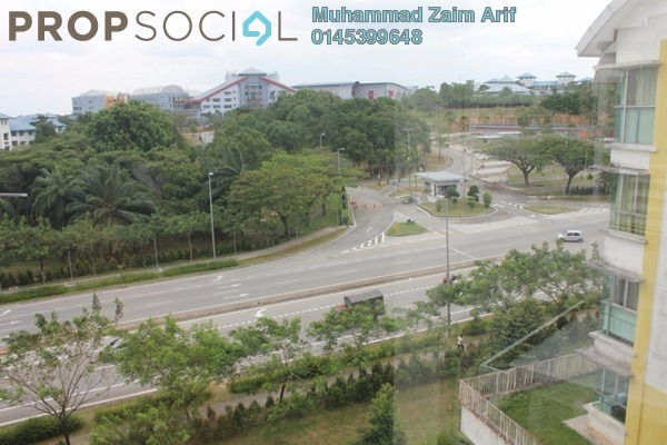 For Sale Condominium at Cyberia Crescent 1, Cyberjaya Freehold Unfurnished 3R/2B 350k