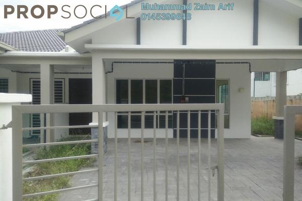 For Sale Semi-Detached at Desa Saujana Langat, Hulu Langat Freehold Unfurnished 4R/3B 800k