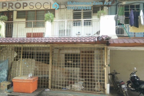 For Sale Condominium at Section 16, Shah Alam Leasehold Unfurnished 0R/0B 180k